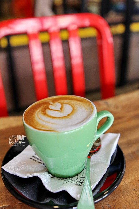 Magic Coffee at Two Cents Coffee by Myfunfoodiary