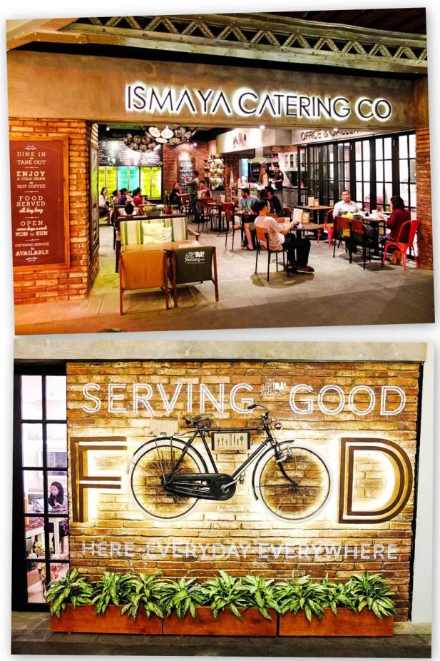Suasana Ismaya Catering Cafe