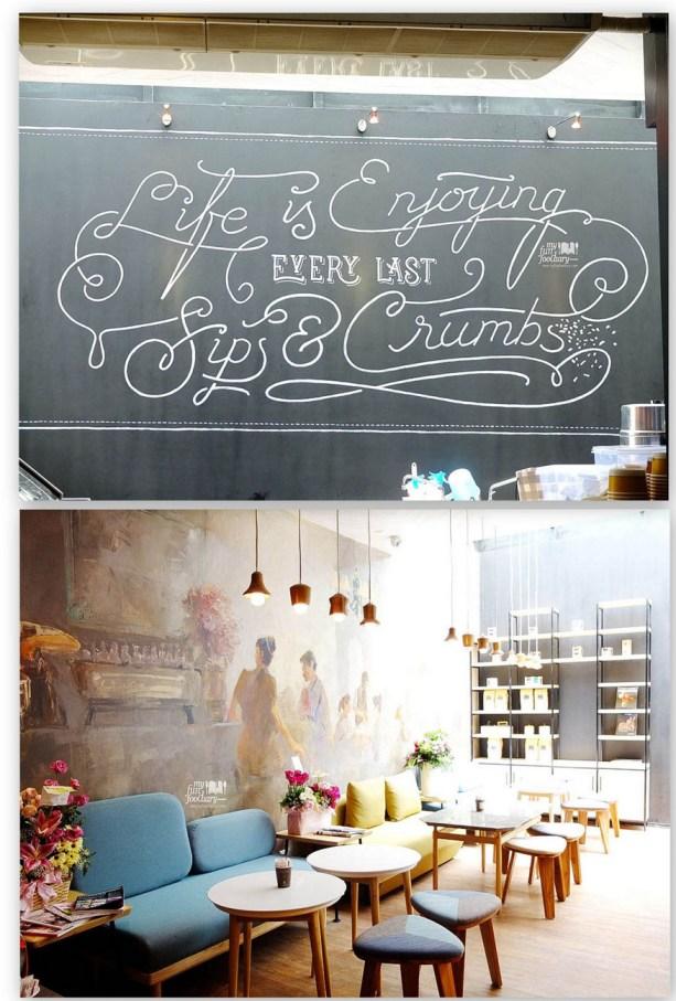 Suasana Le Cafe Gourmand