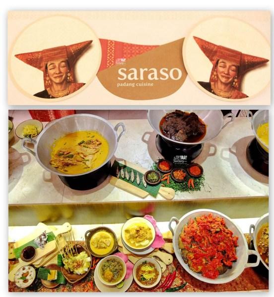 kuliner padang peranakan saraso