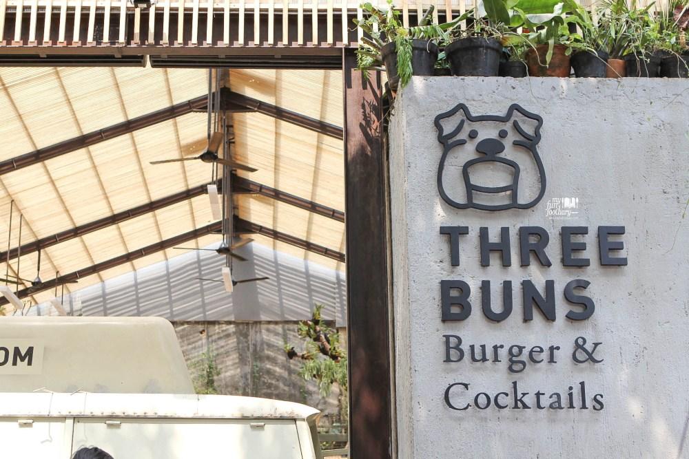 [NEW] Enjoy Gourmet Burgers at Three Buns Burger Senopati (1/6)