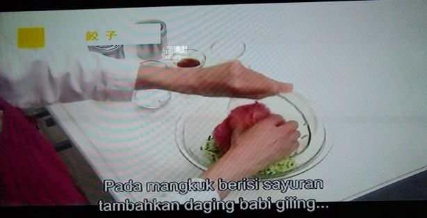 Gyoza How To Make 06 Basic of The Dishes 100 Recipes WakuWaku Japan by Myfunfoodiary