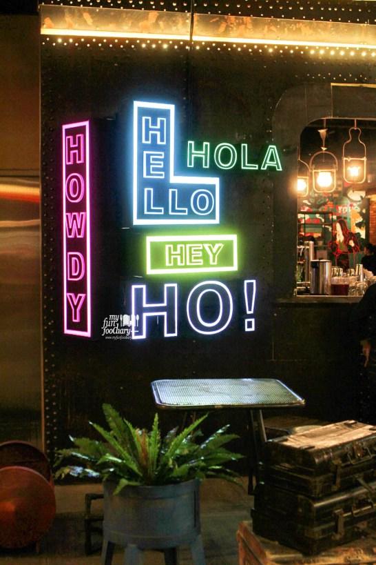 Howdy Hello Hola Hey Ho Grand Indonesia by Myfunfoodiary
