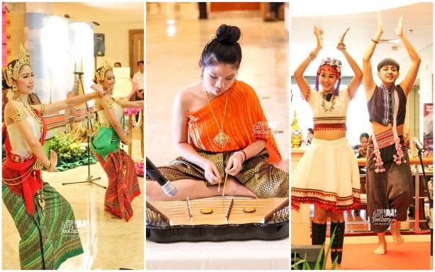 Thai Dancer at Bogor Cafe Hotel Borobudur by Myfunfoodiary