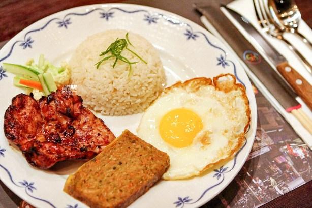 Vietnamese Pork Chop Rice (Com Tam Rice) at Howdy Hello Hola Hey Ho Grand Indonesia by Myfunfoodiary v2
