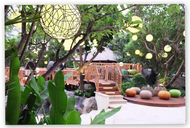 Beautiful View at JimBARan Outdoor Lounge Intercontinental MidPlaza by Myfunfoodiary