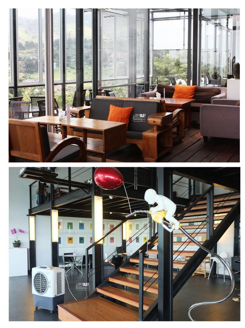 Indoor Area at Lawang Wangi Art Space Bandung by Myfunfoodiary