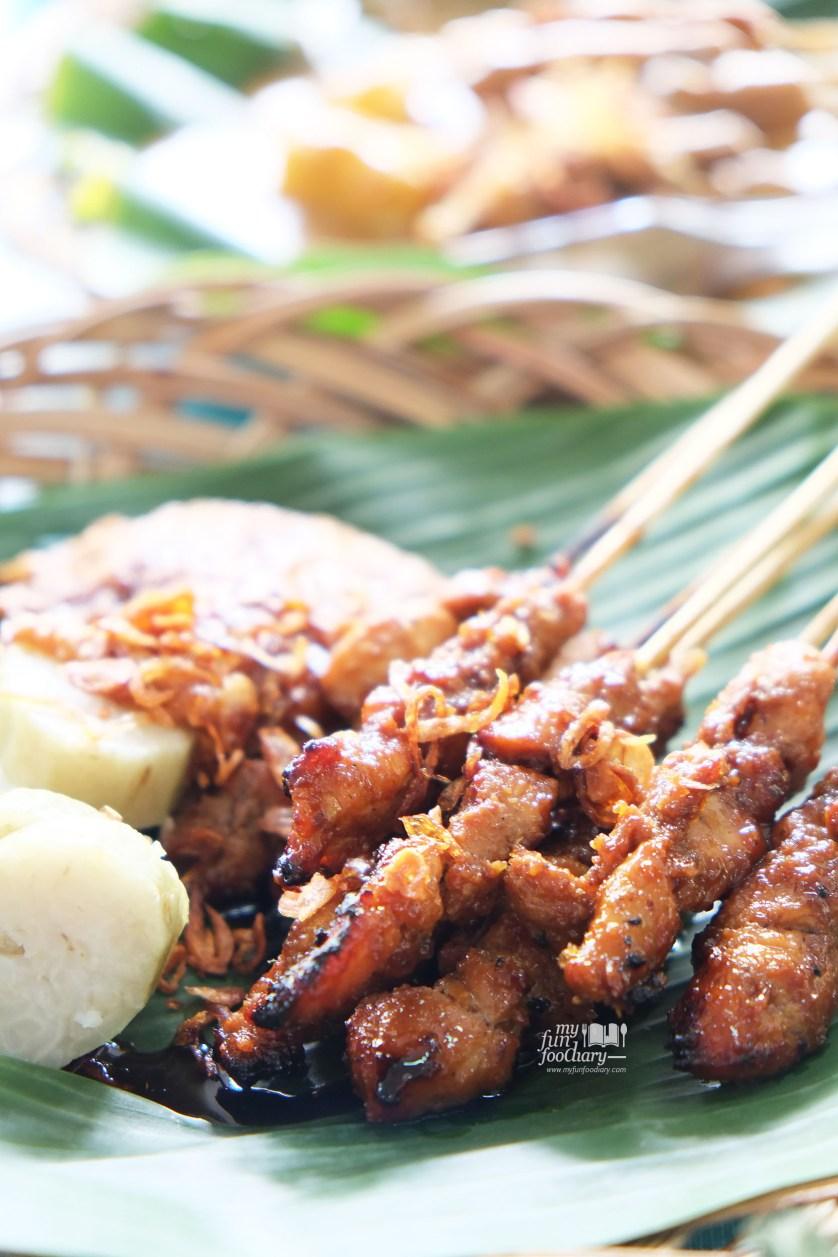 Sate Ayam Bangka Cha Cha Festival Jajanan Bango di Parkir Timur Senayan by Myfunfoodiary 01