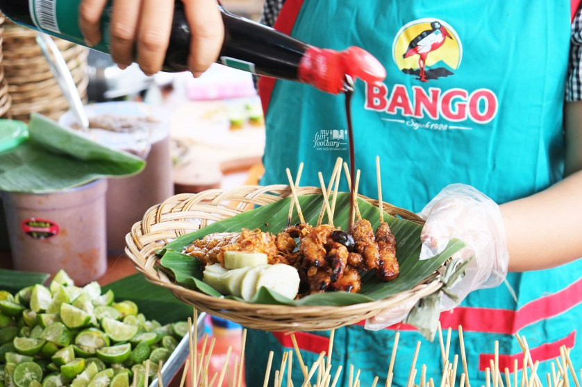 Sate Ayam Bangka Cha Cha Festival Jajanan Bango di Parkir Timur Senayan by Myfunfoodiary