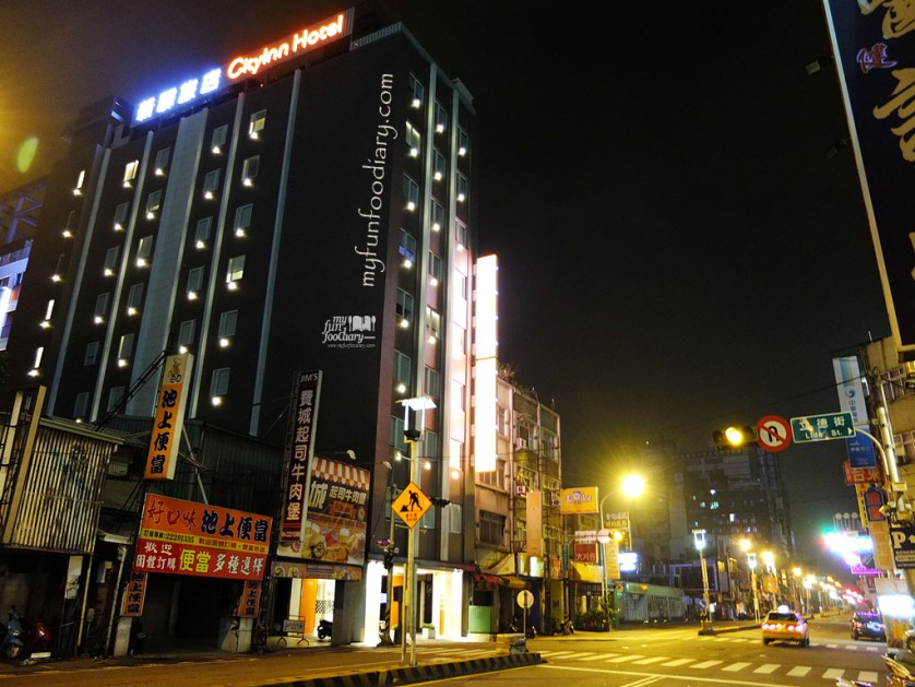 Taichung City Inn Hotel - by Myfunfoodiary
