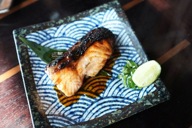 Salmon Teriyaki at Enmaru Restaurant Altitude The Plaza by Myfunfoodiary