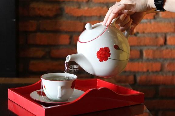 Hot Tea at Pala Adas Indonesian Bistro PIK by Myfunfoodiary