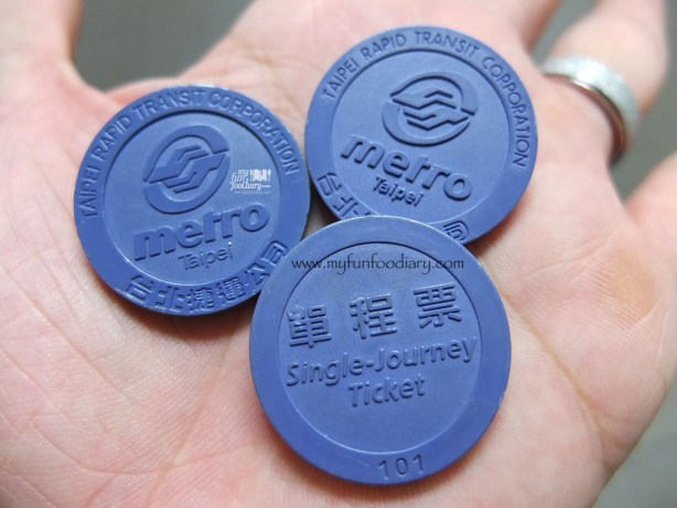 Metro High Speed Rail Coins at Taiwan Rail Stations by Myfunfoodiary copy copy