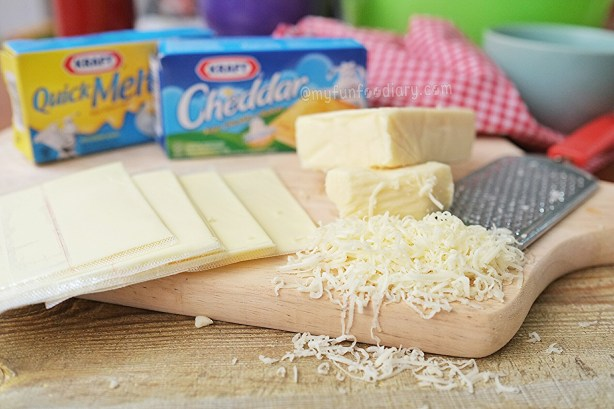 My favorite Cheese from KRAFT - by Myfunfoodiary