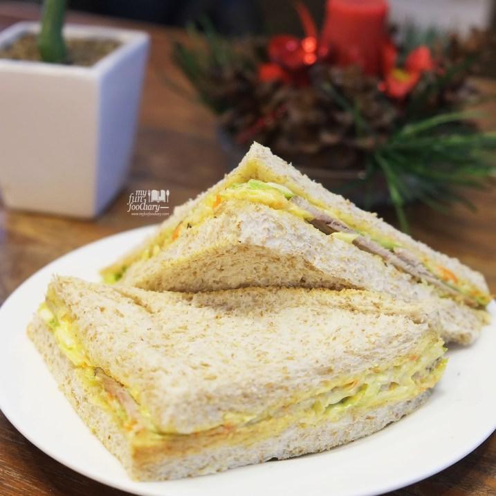 Roast Beef Sandwich at Noahs Barn Bandung by Myfunfoodiary