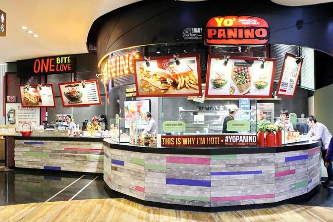 Tampak Depan Yo Panino Plaza Indonesia by Myfunfoodiary