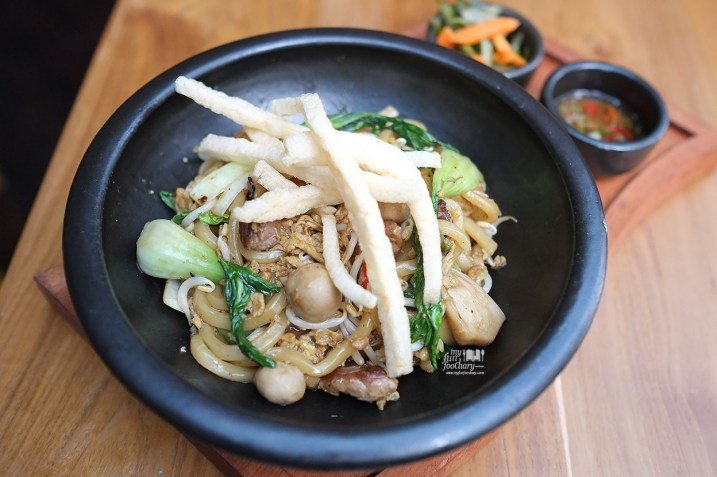 Udon Goreng Java at Locanda Food Voyager by Myfunfoodiary