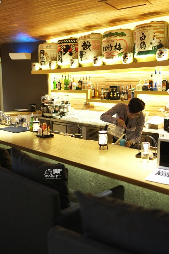 Drinking Bar at Sake+ Senopati by Myfunfoodiary 01