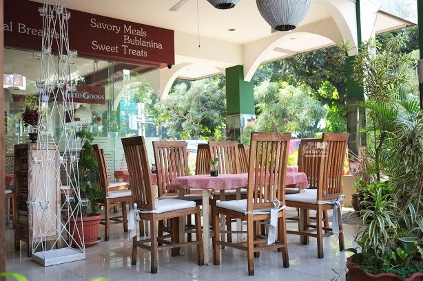 Natural and cozy ambience at The Baked Goods by Myfunfoodiary