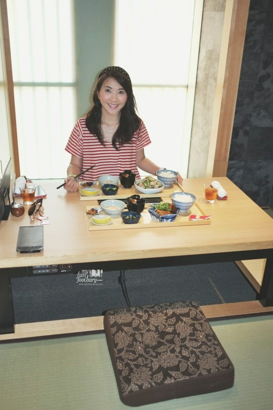 Ready for Lunch at Hyoki Restaurant by Myfunfoodiary