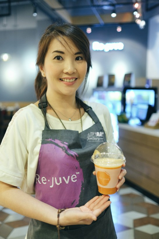 Self Made i-Glow Cold Pressed Juice at Rejuve Kota Kasablanka by Myfunfoodiary
