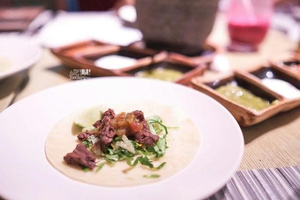 Carne Asada Taco at Bengawan Restaurant - Keraton at The Plaza by Myfunfoodiary
