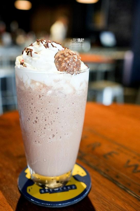 Ferrero Shake at Brewerkz Jakarta by Myfunfoodiary