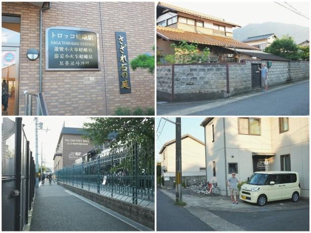 On Our Way to Arashiyama Bamboo Grove by Myfunfoodiary