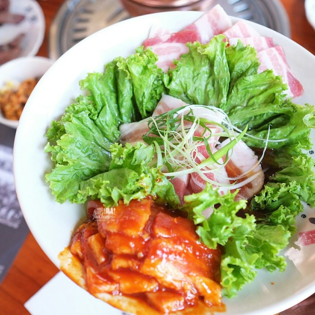 Samgyeopsal at Seorae Flavor Bliss Alam Sutera by Myfunfoodiary
