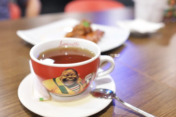 Hot Tea at OMG Meatballs by Myfunfoodiary