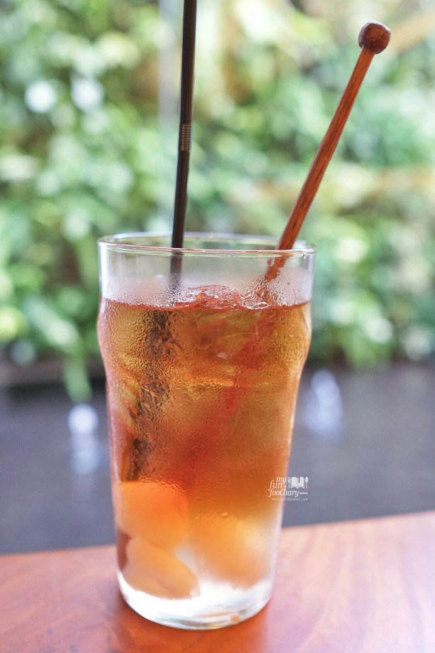Iced Lychee Tea at Tesate Menteng by Myfunfoodiary
