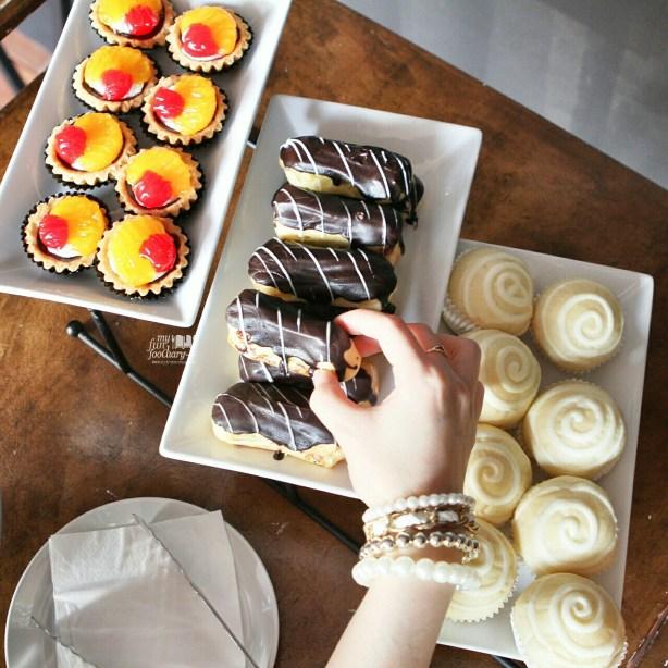 Sweet Desserts at BART Artotel by Myfunfoodiary