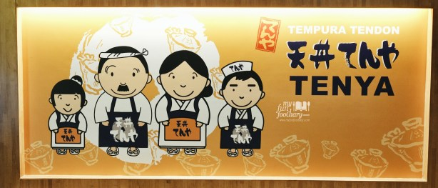 Tendon Family at Tenya Tendon Grand Indonesia by Myfunfoodiary