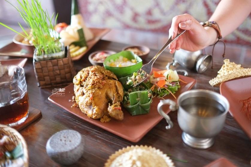Ayam Panjingan at Petani Restaurant by Myfunfoodiary