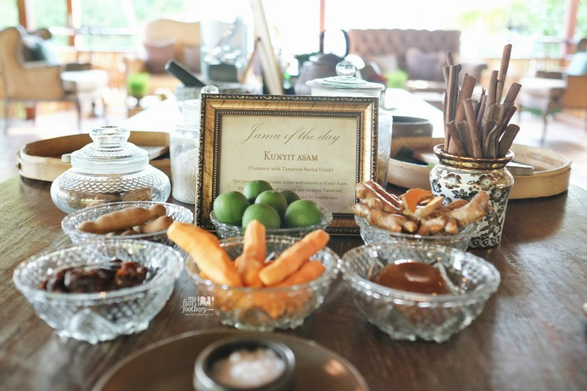 Jamu Class at DaLa Spa Alaya Resort Ubud, by Myfunfoodiary