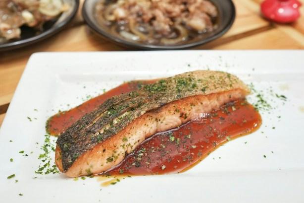 Salmon Steak at Tomio Japanese Izakaya by Myfunfoodiary