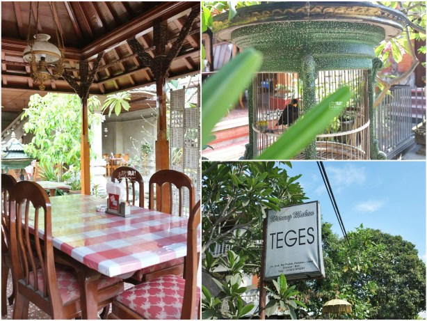 Ambience at Warung Teges Bali by Myfunfoodiary