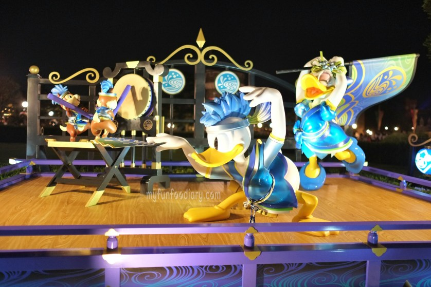 Donald Duck at Tokyo Disneyland by Myfunfoodiary