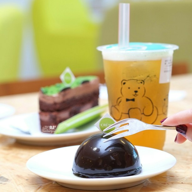 Milo and Dome Cake at Kamo Kuma Jakarta by Myfunfoodiary 03