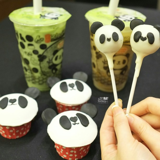 Panda everywhere at Blackball Central Park by Myfunfoodiary