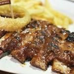 [KULINER BALI] WAHAHA Pork Ribs Full Slab at Seminyak, Bali