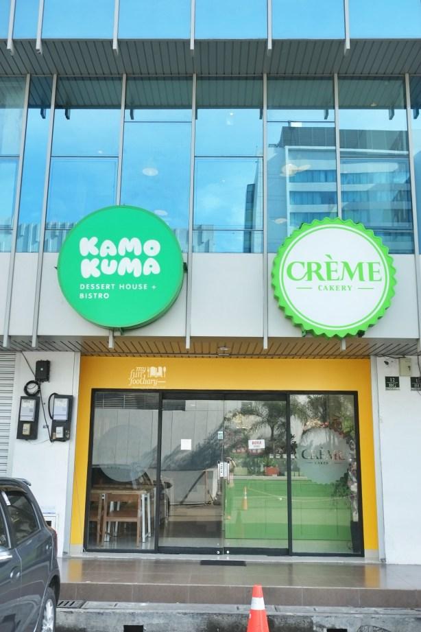 Tampak Depan Kamo Kuma Jakarta by Myfunfoodiary
