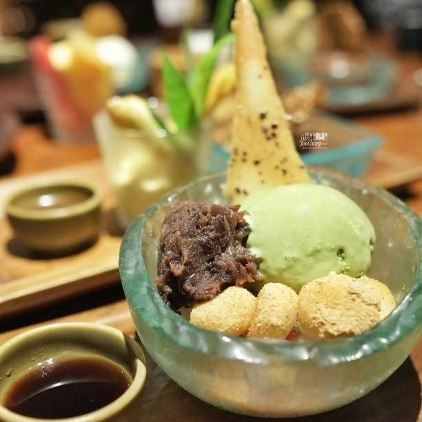 Anmitsu at Nampu Restaurant Grand Hyatt Bali by Myfunfoodiary