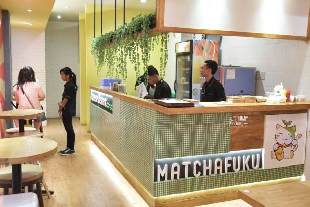 Bar at Matchafuku Citra by Myfunfoodiary