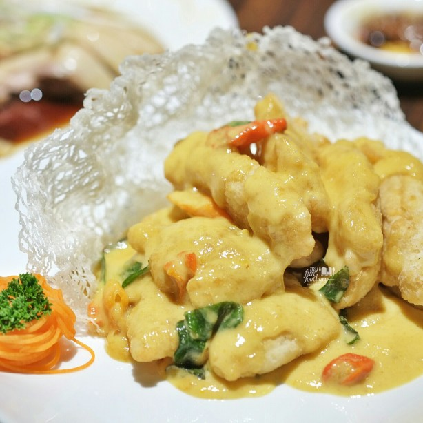 Goreng Ikan Dori Telur Asin at Three in One Cafe and Bistro by Myfunfoodiary 01