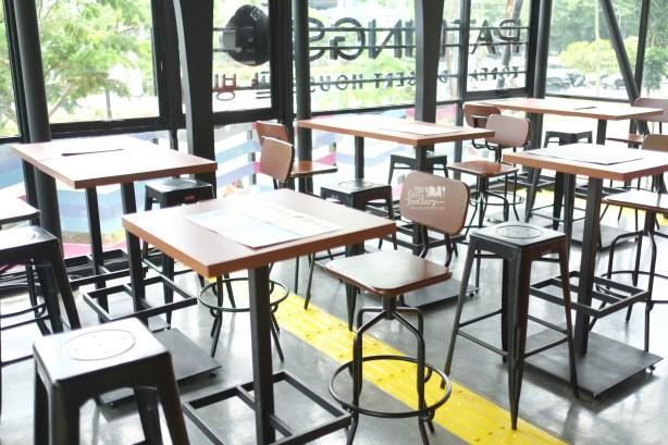 Interiors Pat Bing Soo Korean Dessert House by Myfunfoodiary 02