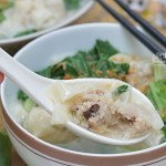 [RECIPE] Special Wonton Soup (Pork and Shrimp)