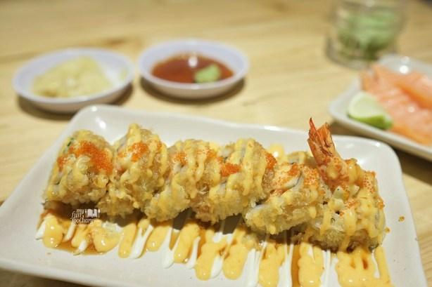 Spicy Crunchy Tempura at Sushi Matsu BSD City Serpong 01