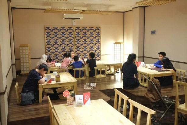 Suasana Dinner at Sushi Matsu BSD by Myfunfoodiary 01