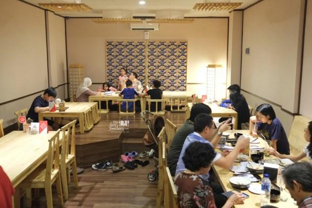 Suasana Dinner at Sushi Matsu BSD by Myfunfoodiary 02
